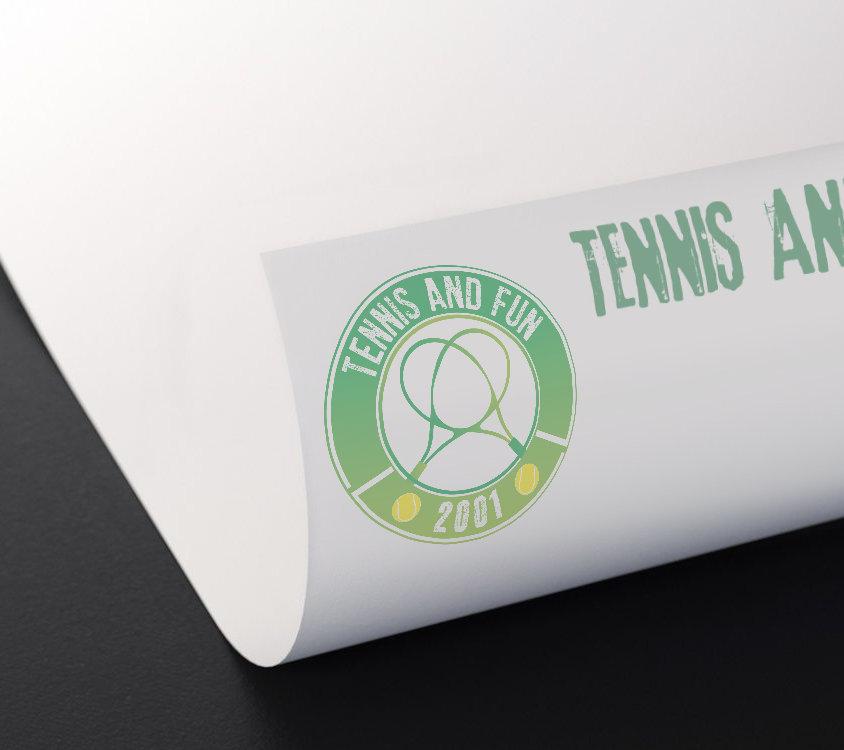 TENNIS AND FUN