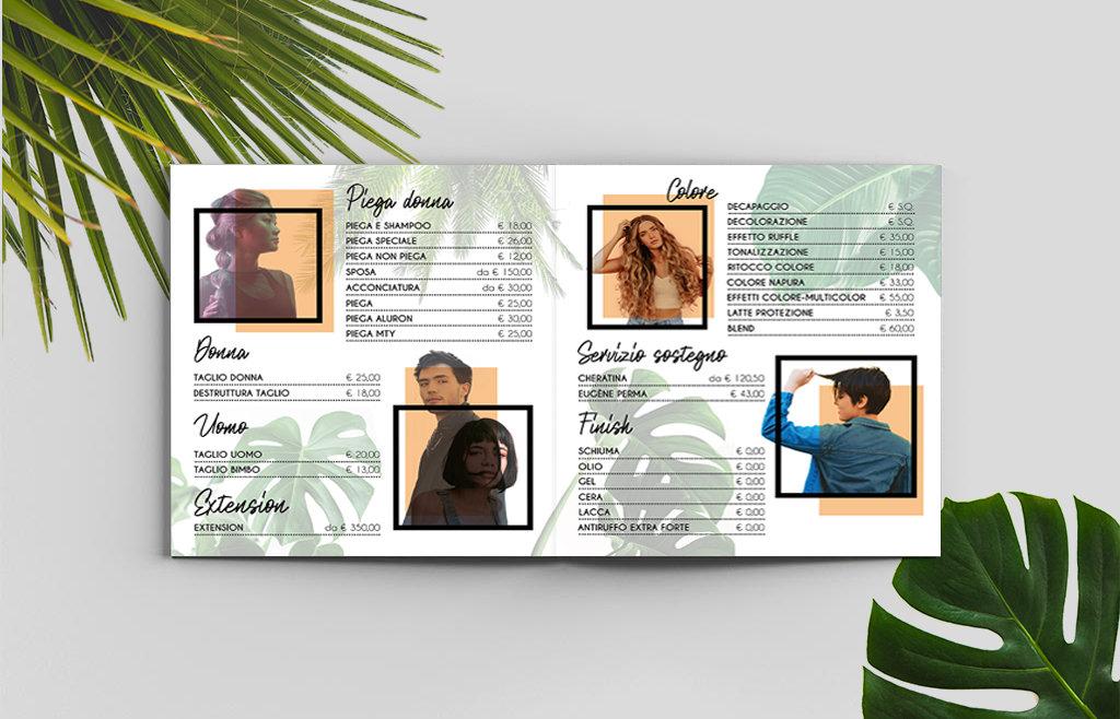 Acconciature Marilena Brochure
