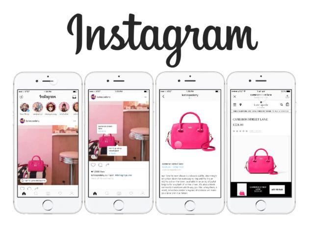 instagram e commerce