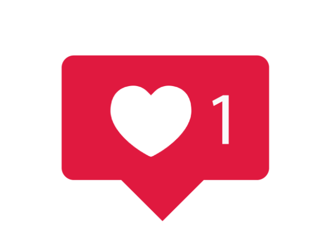 cuore instagram